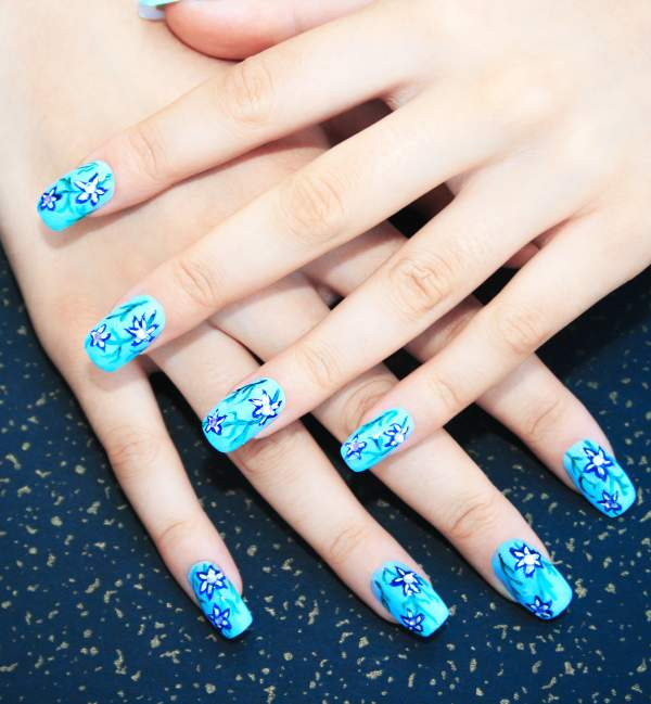 50 acrylic nail designs art and design acrylic nail designs 50 acrylic nail designs 3 3 prinsesfo Choice Image