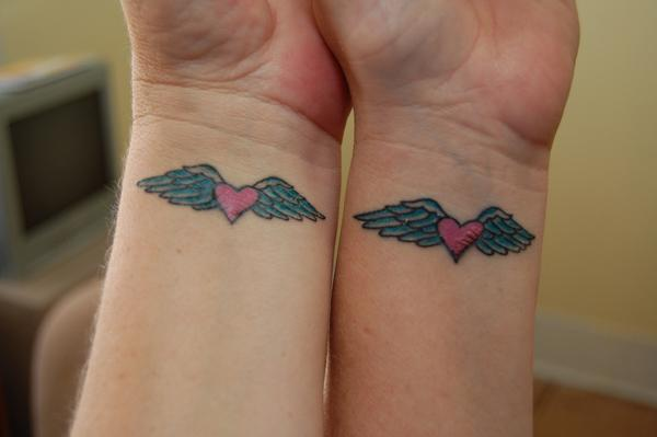 Sister Tattoos - 50+ Sister Tattoos Ideas  <3 !