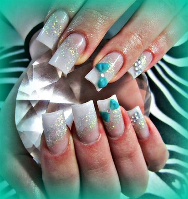 50 Acrylic Nail Designs Art And Design
