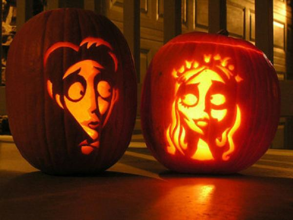 creative halloween pumpkin carving 50 creative pumpkin carving ideas - Creative Halloween Pumpkin Carving Ideas