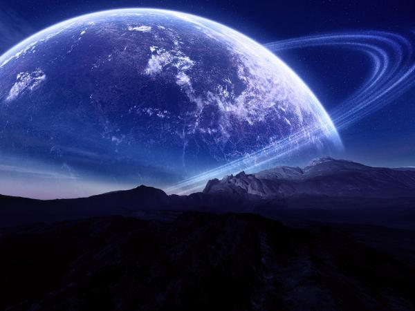50 Spectacular Space Wallpapers