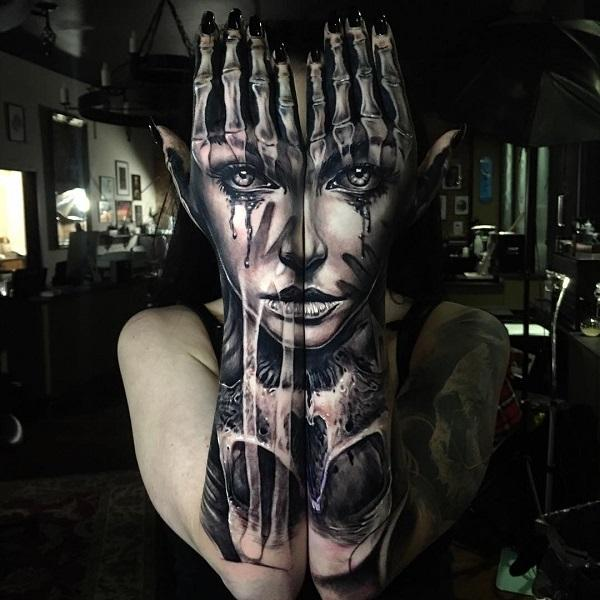 Amazing forearm tattoo - 110+ Awesome Forearm Tattoos <3 <3