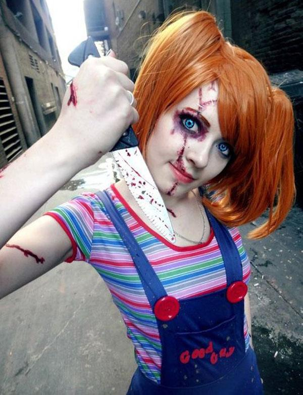 Cool Halloween Costume Ideas Art and Design - Cool Easy Costumes
