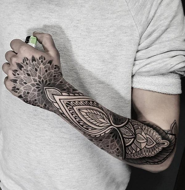 110 Awesome Forearm Tattoos Cuded,How To Burn Designs Into Wood