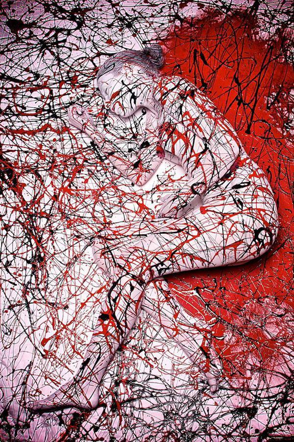 55 Beautiful Body Paintings Cuded