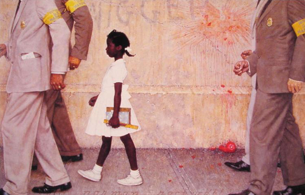 Norman Rockwell And His Paintings Art Design