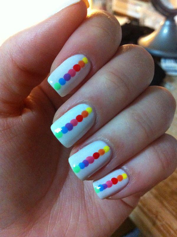Nice Cute Nails Art Images Gift - Nail Art Ideas - morihati.com