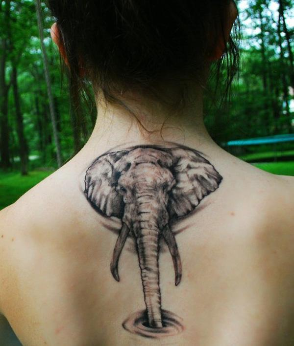 Beautiful elephant tattoo - 55 Elephant Tattoo Ideas  <3 !
