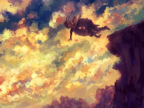 Leap! - 50 Examples of Anime Digital Art <3 !