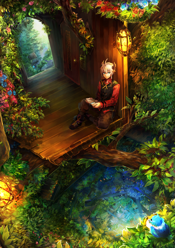 50 examples of anime digital art art and design pixiv fantasia nw levons home 50 examples of anime digital art 3 voltagebd Choice Image