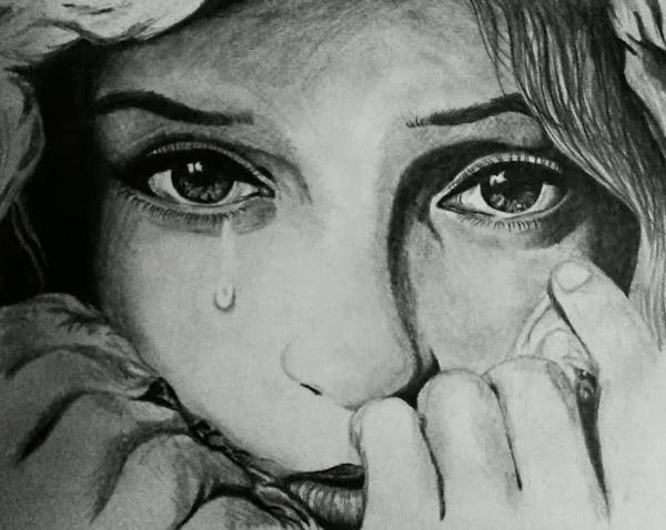 50 Sad Face Pictures Art And Design
