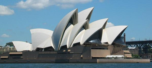 sydney opera house one of the most famous opera houses in the world - Most Famous Architect In The World