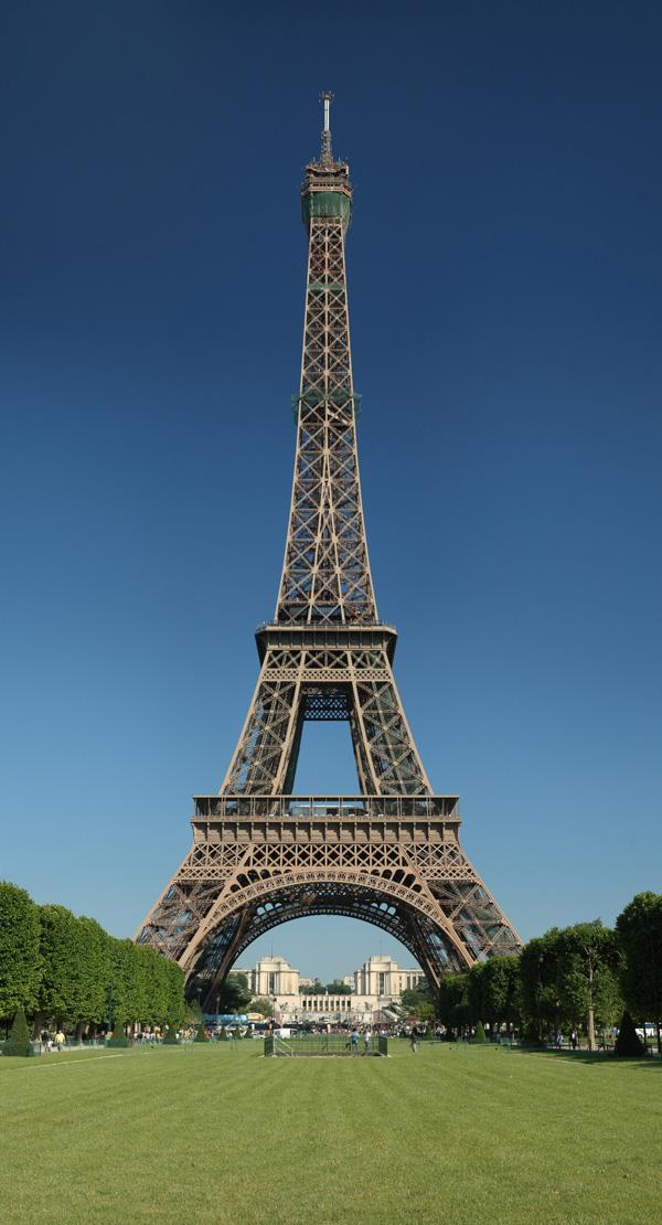 famous architecture in the world. Modren The 1 Eiffel Tower U2013 Paris France  Constructed In 1889 The  Inside Famous Architecture In The World T