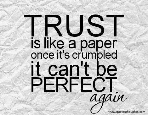 Trust Quotes Adorable 35 Inspirational Trust Quotes  Art And Design