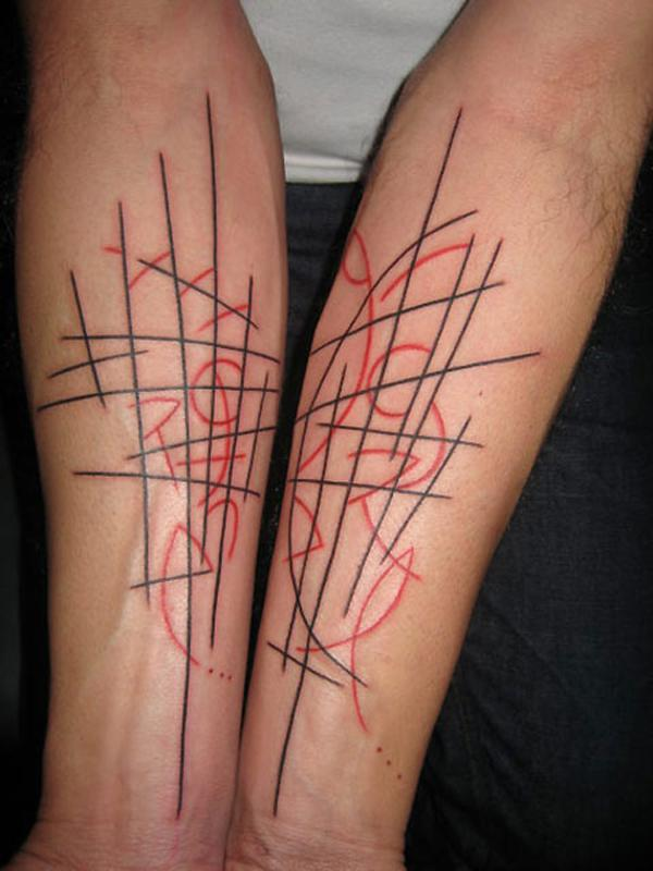 40 mind blow abstract tattoos art and design