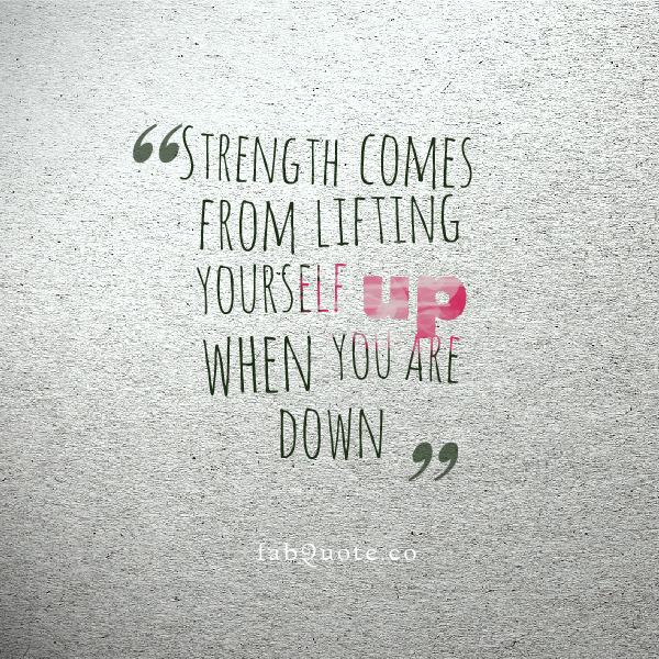 35 inspirational quotes about strength art and design