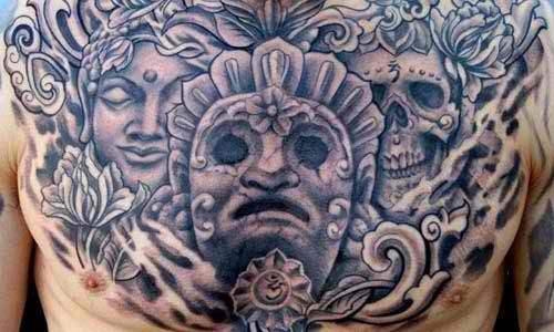 Image Result For Aztec Tattoo Designs Aztec Warrior Calendar Tribal Tattoos