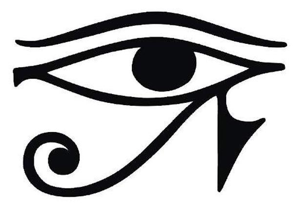 eye of horus eye of ra