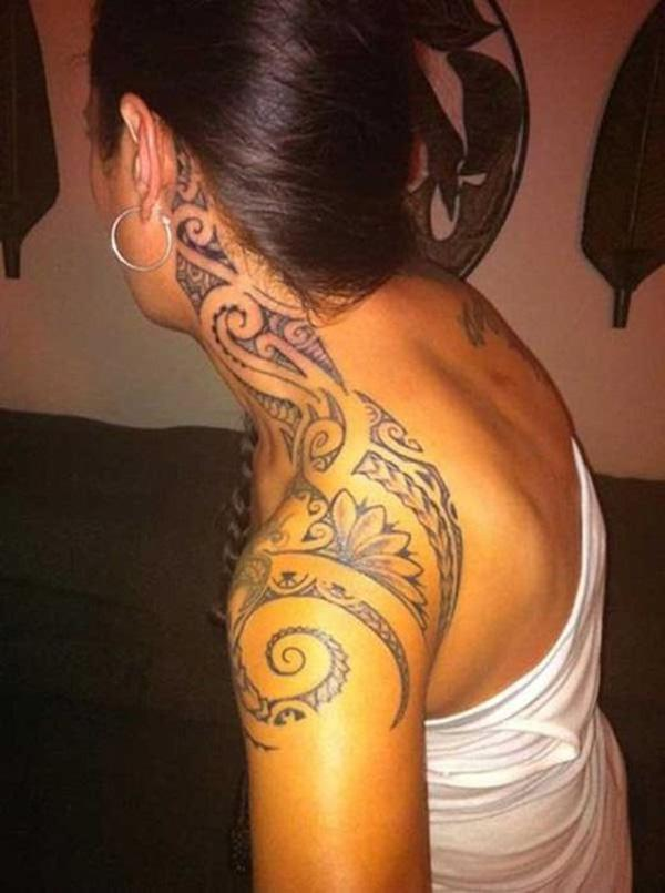 30 tribal tattoos for women | art and design
