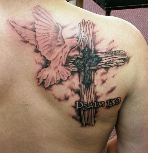 35 Inspiring Faith Tattoos Art And Design