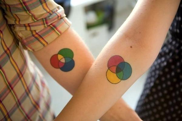 ¿Qué tatuarte con tu mejor amiga? 7