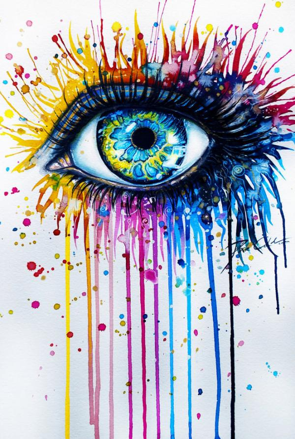 Expressive Eyes Drawing Mind Blowing Eye Art by