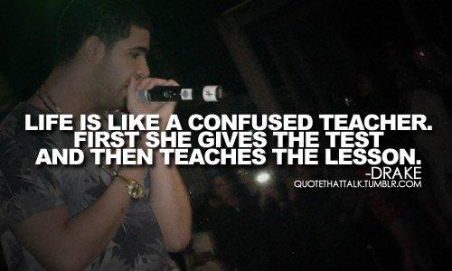 living quotes from drake quotesgram