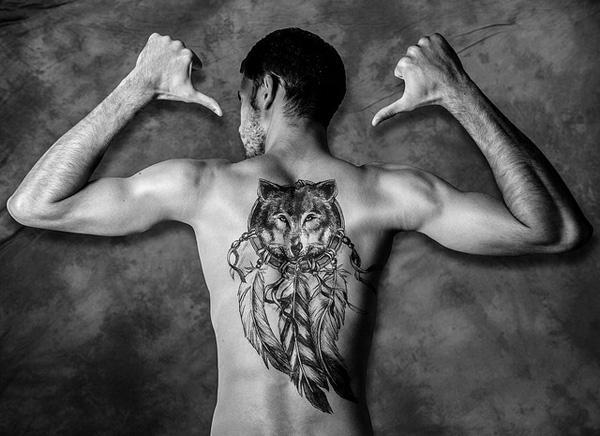tattoos for men klein