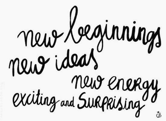 quotes about new beginnings and moving on 😍 inspirational