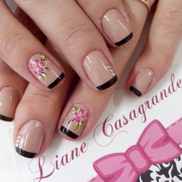 цвете nail