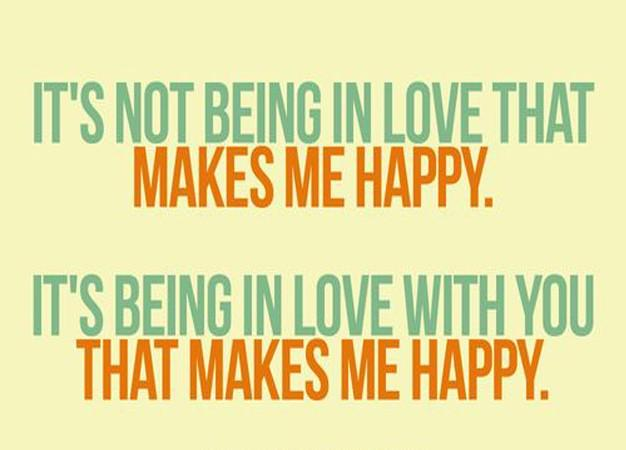 25 You Make Me Happy Quotes Cuded