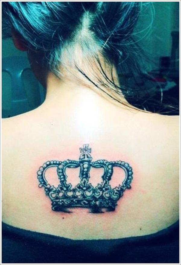 Gallery Queen Crowns Tattoos