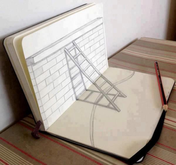 illusion drawings - photo #22