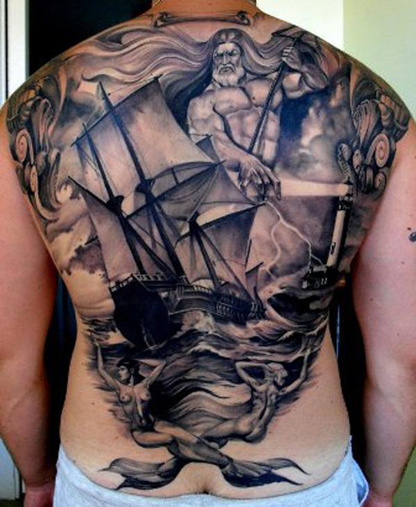100 Boat Tattoo Designs Art And Design