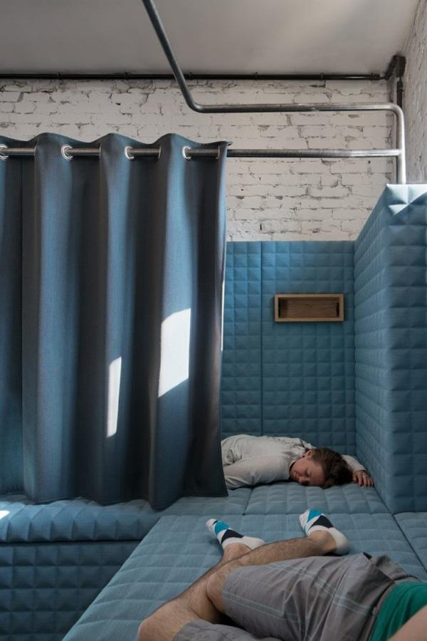 soundcloud headquarters by kinzo - new model decoration and design, Attraktive mobel