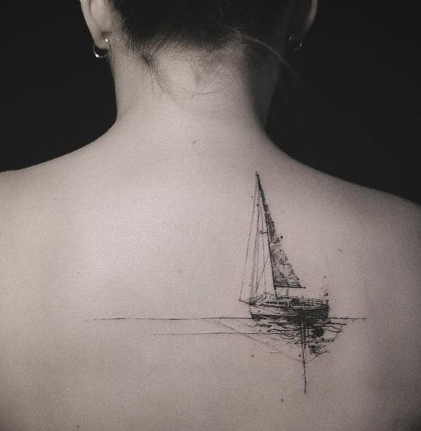Boat back tattoo-56