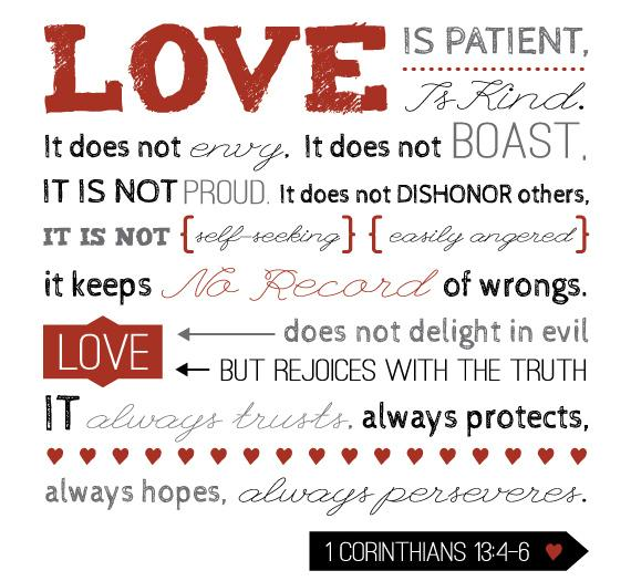 Love Is Kind Quote Pleasing Love Is Patient Love Is Kind Art And Design
