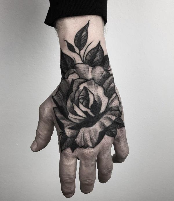 60021c004 60 Eye-Catching Tattoos on Hand | Art and Design