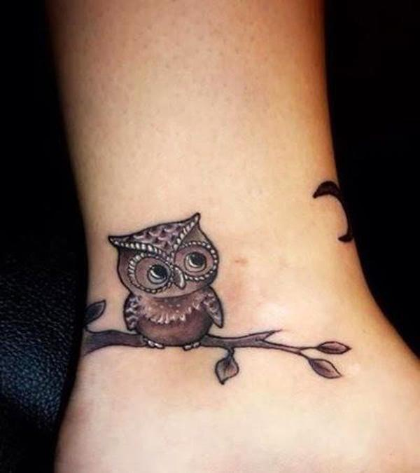60 Ankle Tattoos For Women Art And Design