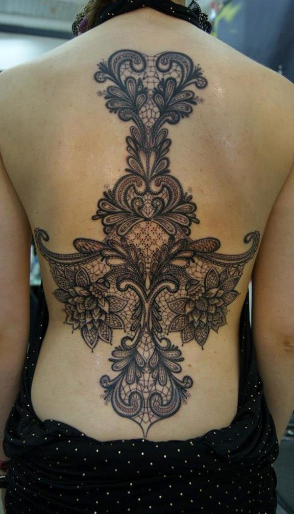 Image Result For Lace Tattoos For Women Art And Design