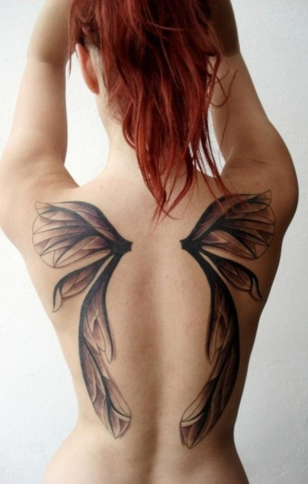35 Breathtaking Wings Tattoo Designs Art And Design