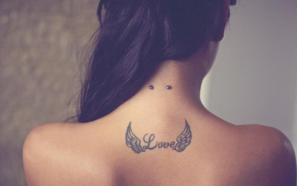 6d21f6f6f Small wing tattoo for girl - 35 Breathtaking Wings Tattoo Designs <3 <3 ...