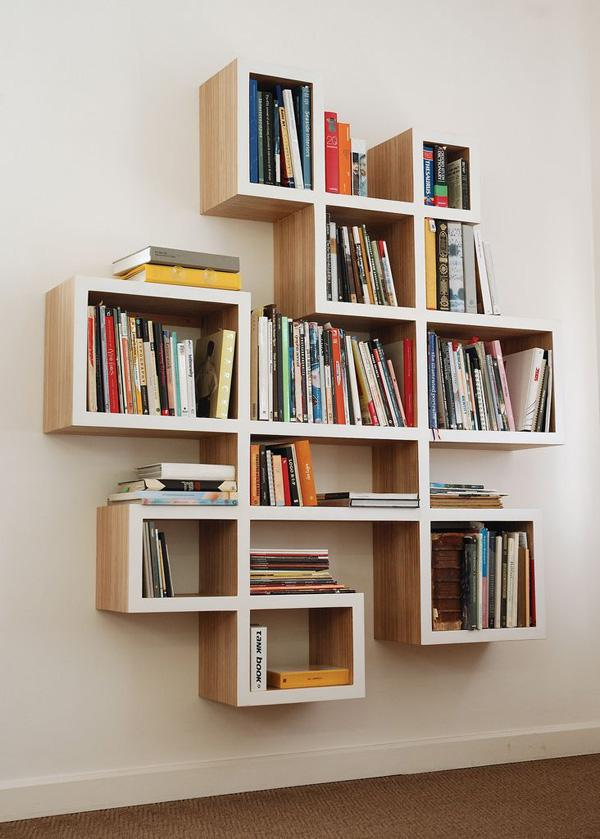 Nice Bookshelf Ideas Part - 2: Creative Bookshelf - 60 Creative Bookshelf Ideas U003c3 U003c3 ...