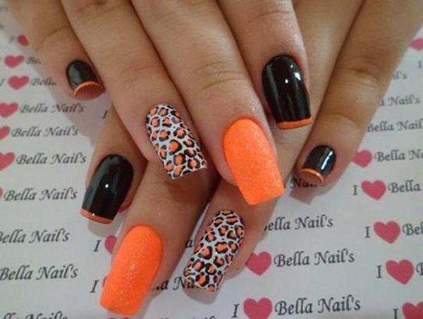 50 cheetah nail designs art and design cheetah nail art 50 cheetah nail designs 3 3 prinsesfo Choice Image