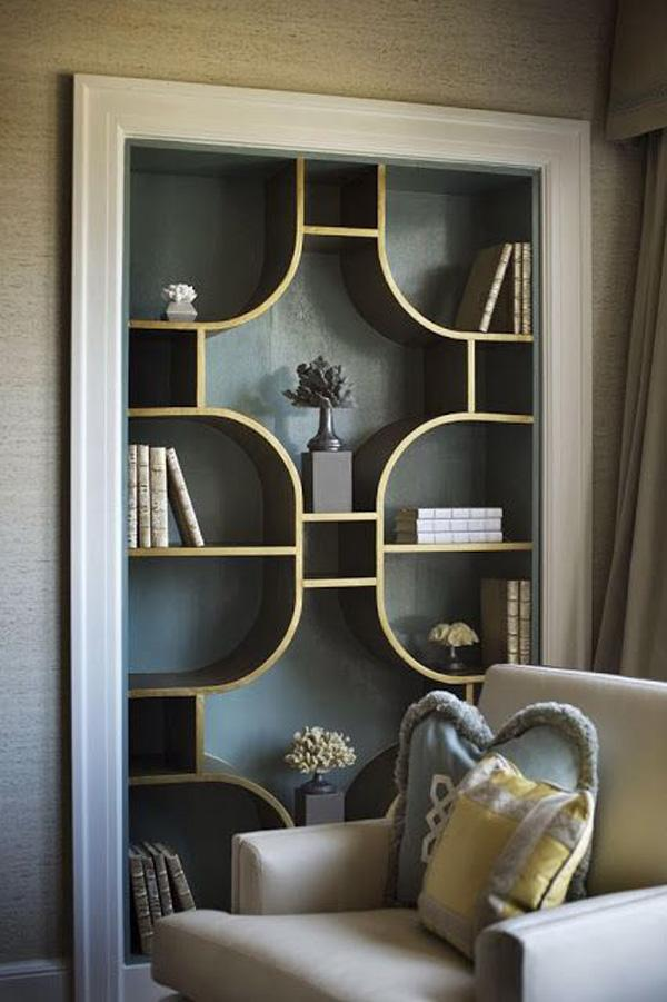 Creative Bookshelf Ideas Art And Design With Cool Bookshelf Ideas.