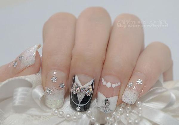 Wedding Nails Design