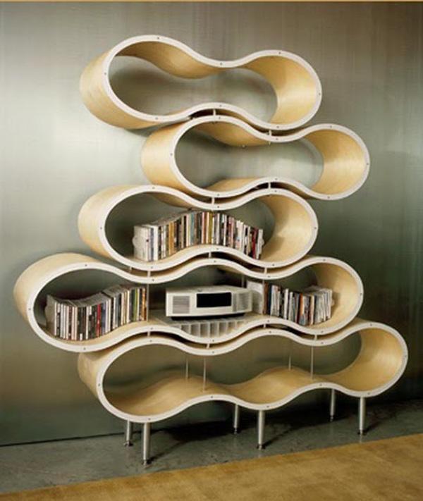 Innovative Interior Design Living Room Partition