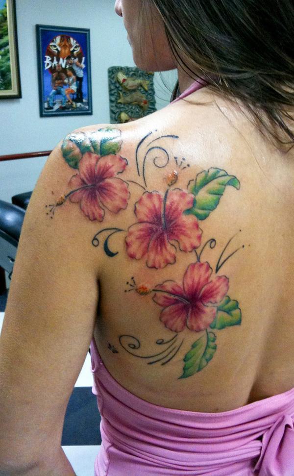40 Magnificent Hibiscus Flower Tattoos Art And Design