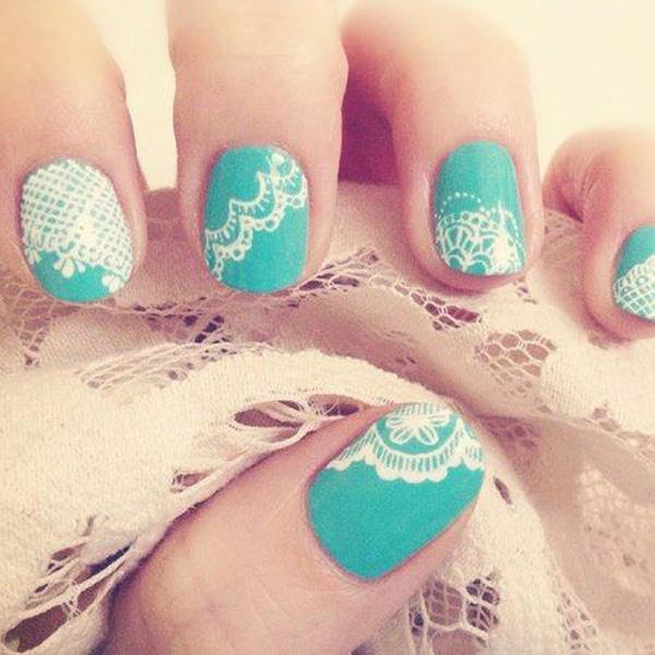 wedding nails 40 ideas for wedding nail designs