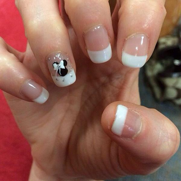 40 Ideas for Wedding Nail Designs | Art and Design